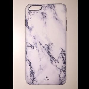 Akna IPhone 6 Plus Marble Case (Compatible w/ 6S)